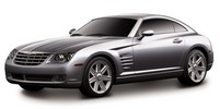 Chrysler Crossfire Coupe workshop-repair manual 04-07