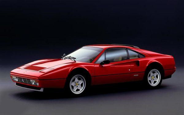 Product picture Ferrari 328GTS/328GTB Owners Manual US 1989