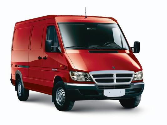 Product picture Dodge Sprinter 2.7L CDI workshop/repair manual 02-06