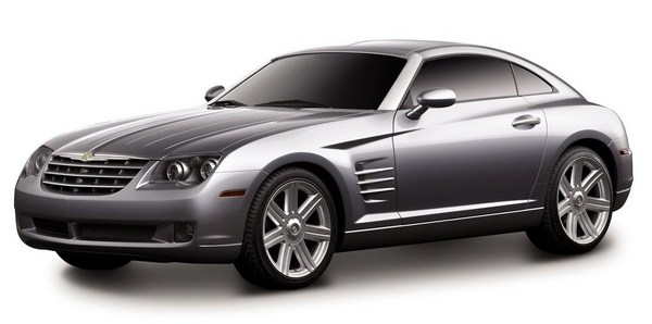 Product picture Chrysler Crossfire Coupe workshop-repair manual 04-07