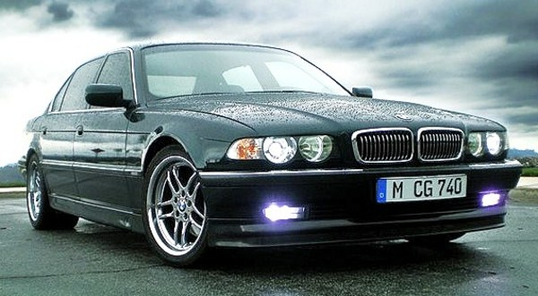 Product picture BMW E38 7 Series 740i-740iL-750iL Owners Manual 2000