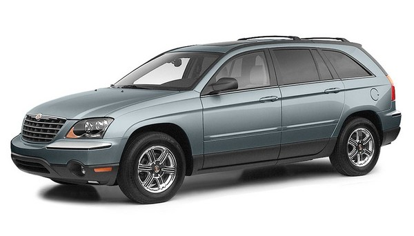 Product picture Chrysler Pacifica Workshop/Service/Repair manual 2004-2007