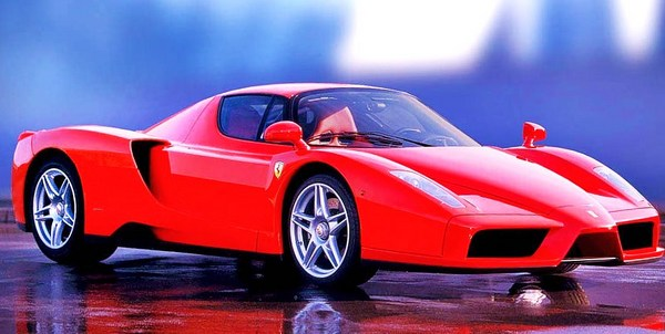 Product picture Ferrari Enzo Owners Manual US for 2003.