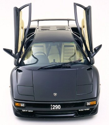 Product picture Lamborghini Diablo VT-4WD Service-Repair manual 93-94