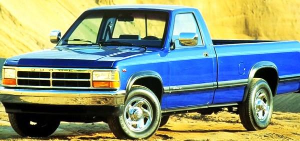 Product picture Dodge Dakota complete factory workshop/repair manual 1996