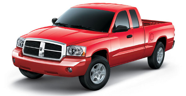 Product picture Dodge Dakota complete factory workshop manual for 05-07