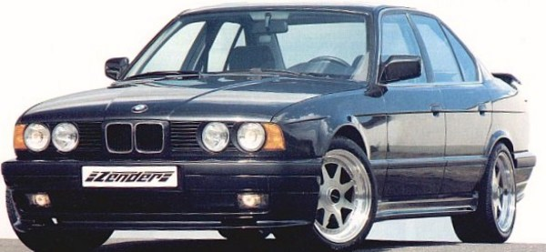 Product picture BMW E34 520i-525i-524TD-530i-535i workshop manual 88-96