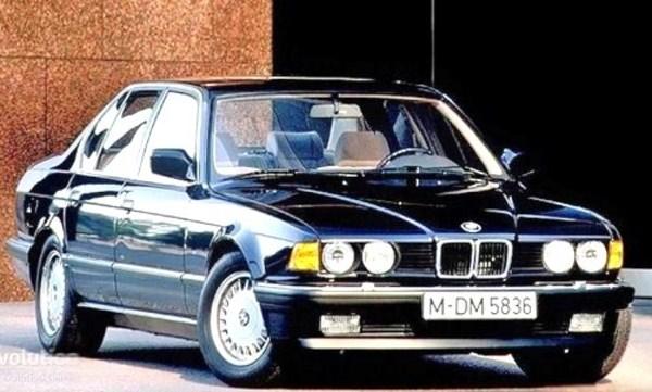 Product picture BMW E32 735i-735iL-740i-740iL-750iL workshop manuals 86-94